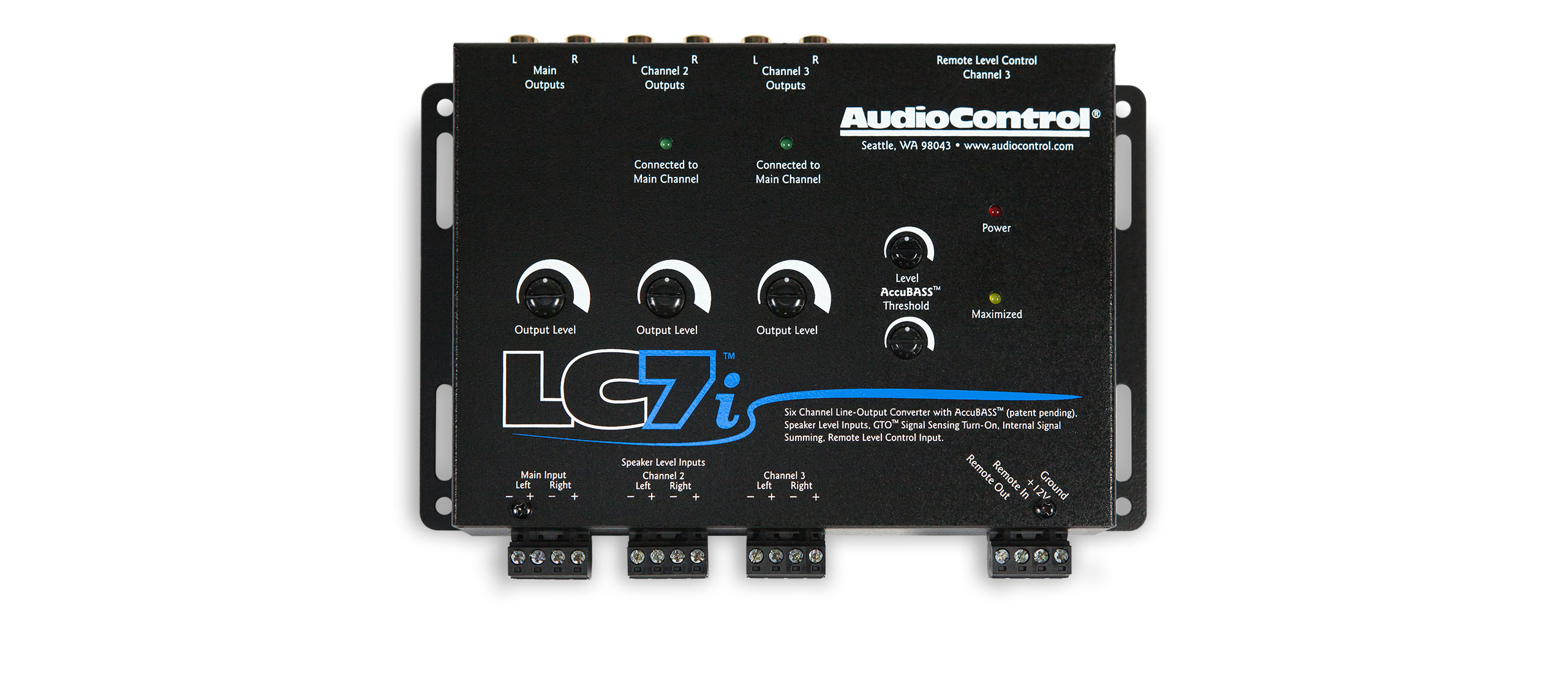 Lc7i Audiocontrol Electrical Wiring Channels