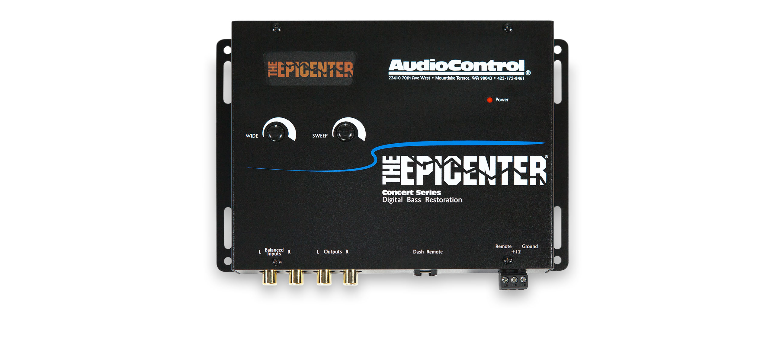 The Epicenter AudioControl