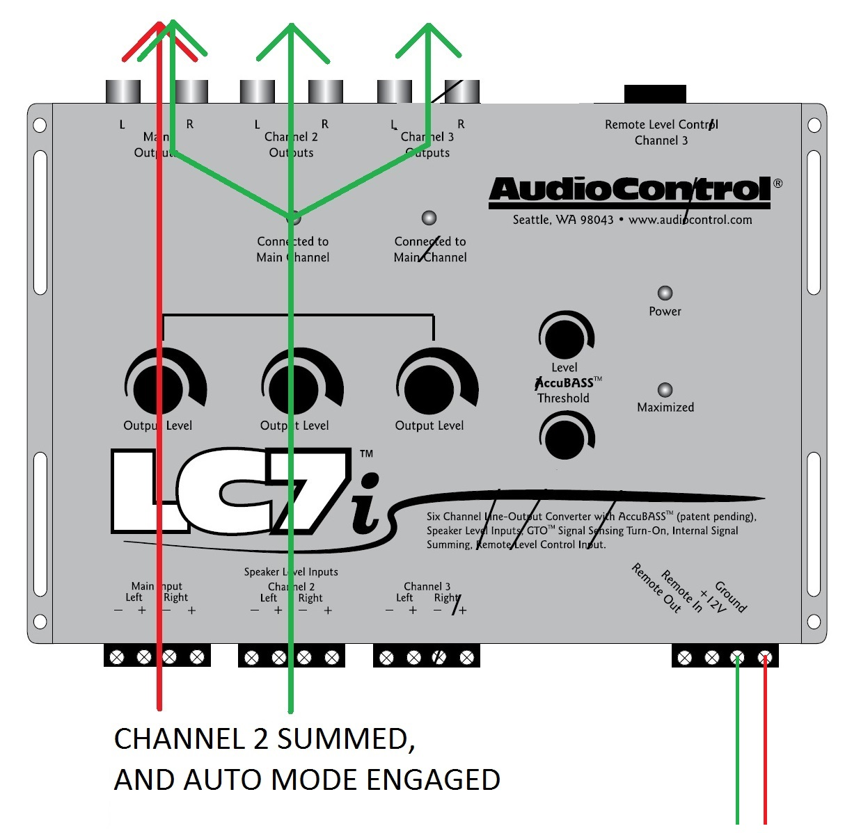Epicenter Wiring Diagram in addition Audio Control Lc2i Wiring likewise Audio Control Lc6i Wiring Diagram as well Switchable Pre   Wiring Harness Diagram together with Audio Control Lc2i Wiring. on audiocontrol lc2i wiring diagram