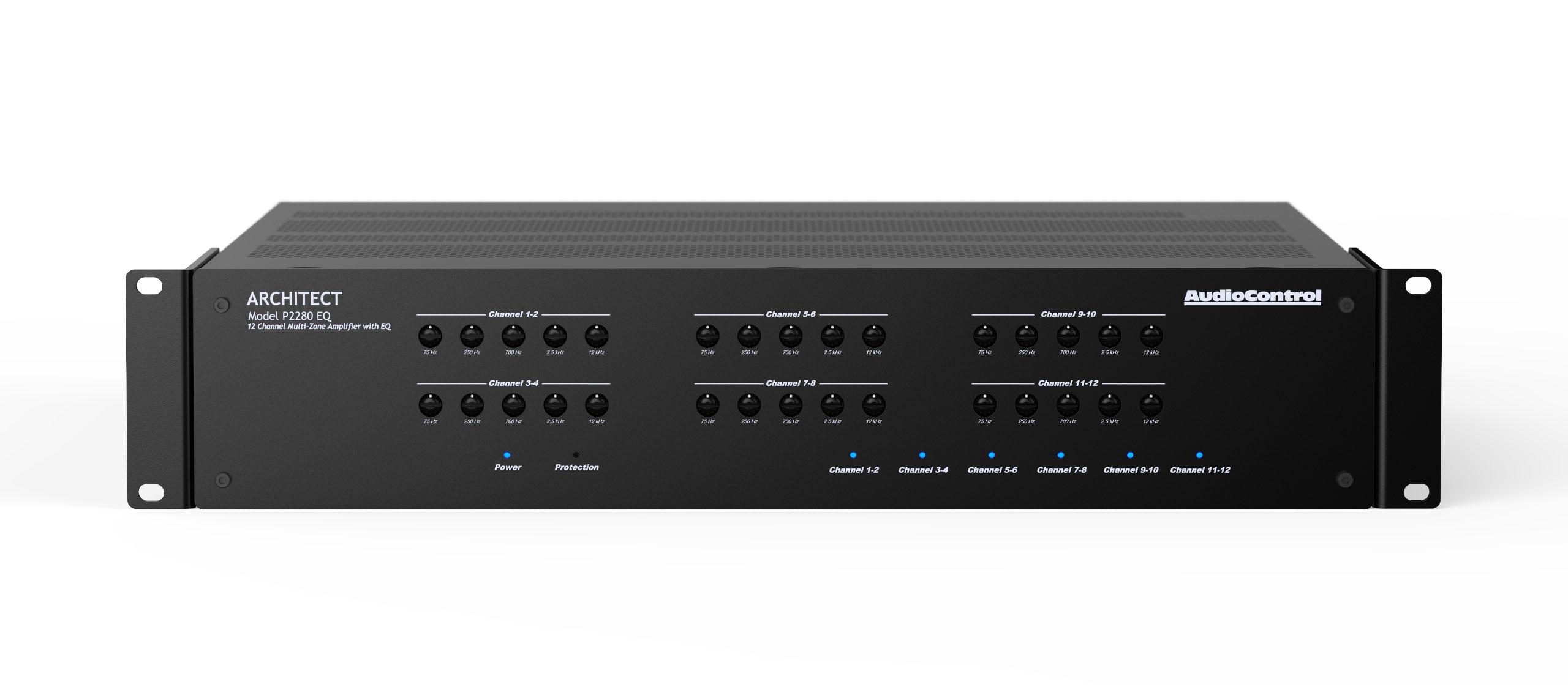 Model P2280 Eq Audiocontrol