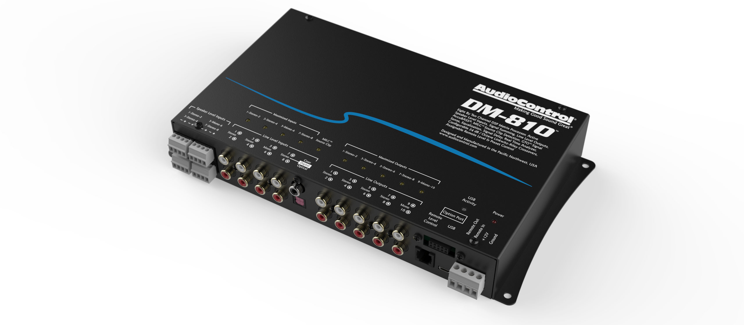 DM-810 | AudioControl