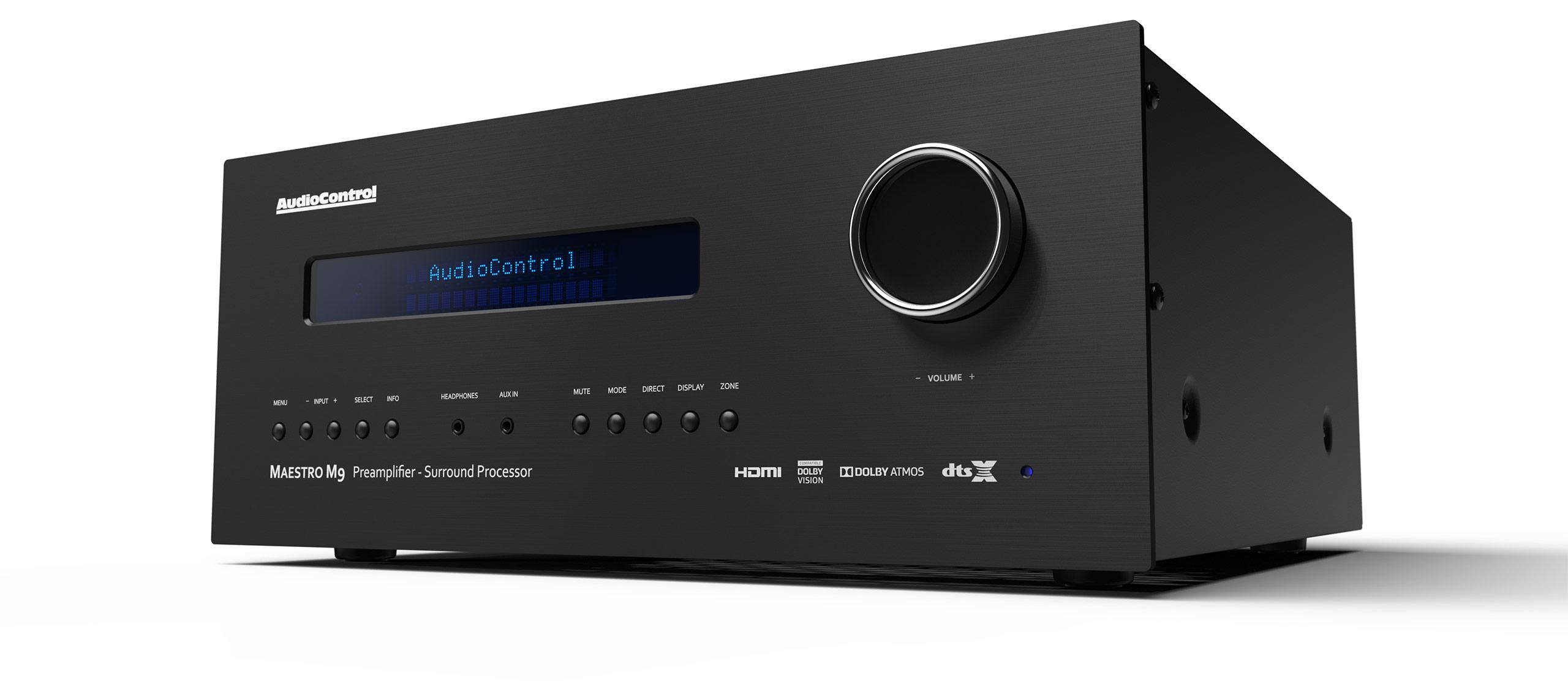 Maestro M9 | AudioControl