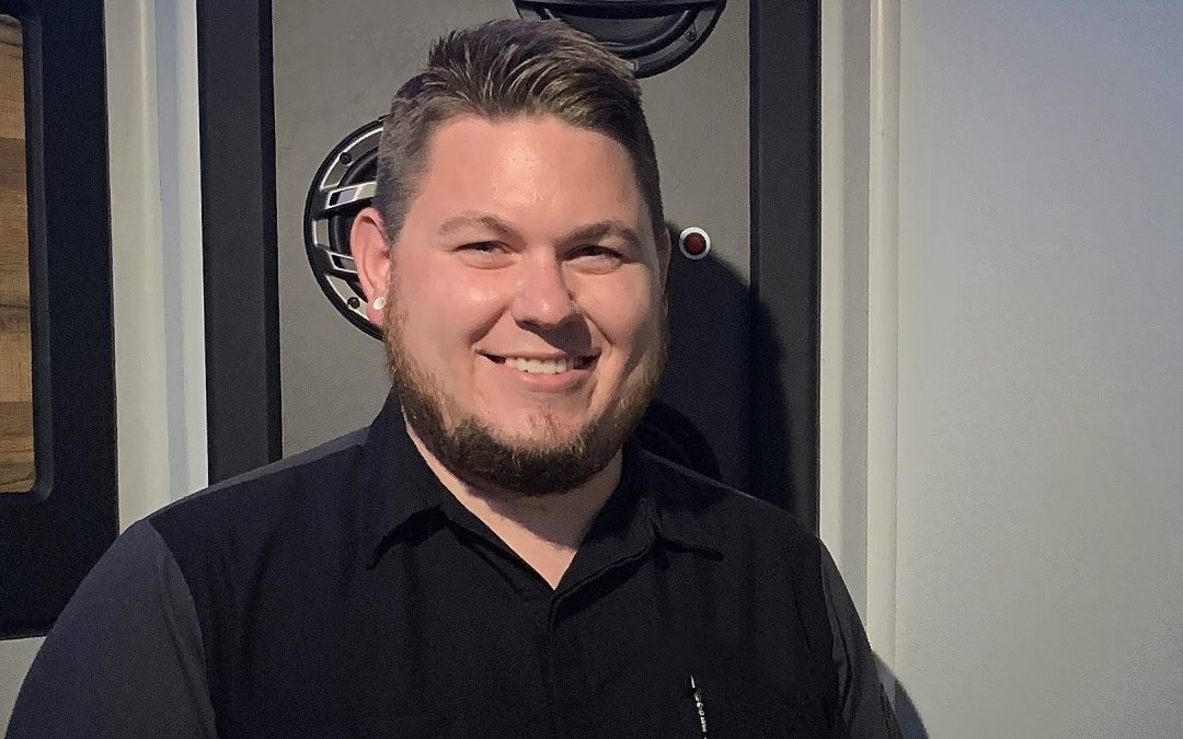 AudioControl Adds Matthew Palumbo as National Trainer and Sales Specialist for 12-Volt Products
