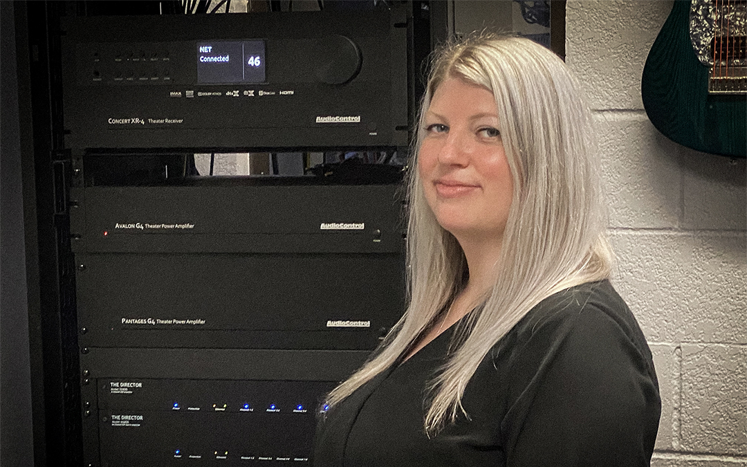 AudioControl Welcomes Ashley Kay as Director of Customer and Technical Services